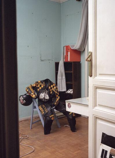 "Jose Luis Santalla, '""Fugas""', 2005"