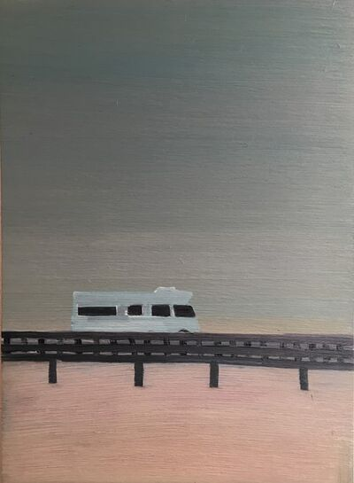 Tom Hammick, 'Landing', 2012