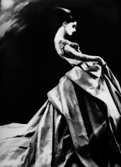 Lillian Bassman, 'Night Bloom, Anneliese Seubert, Paris, NY Times Magazine', 1996