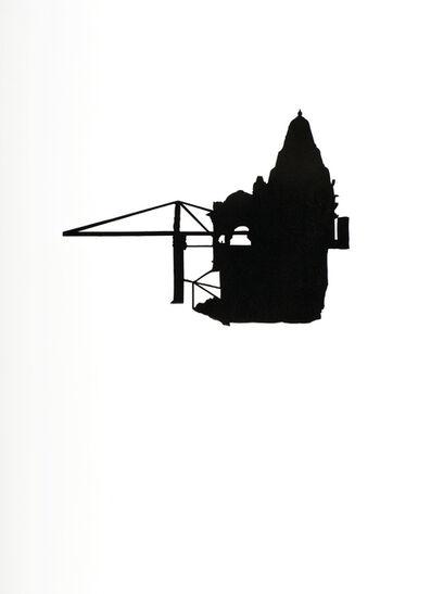 Naiza H. Khan, 'Temple Construction', 2010