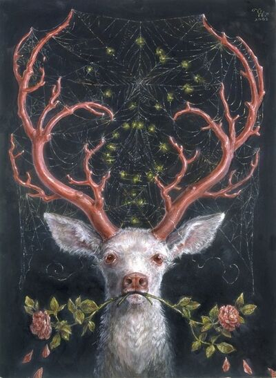 Thomas Woodruff, 'White Stag', 2002/2007