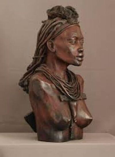 Brijite Bey, 'Himba Woman', 2012