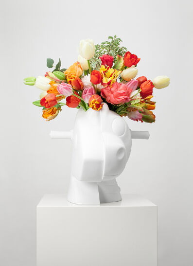 Jeff Koons, 'Split Rocker Vase', 2012