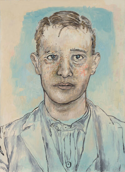 Hannah van Bart, 'Young Man', 2013