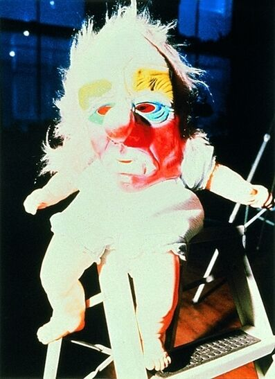 Cindy Sherman, 'Mask', 1992