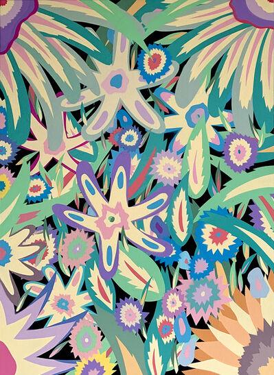 Michael Callas, 'Pastel Flowers I', 2020