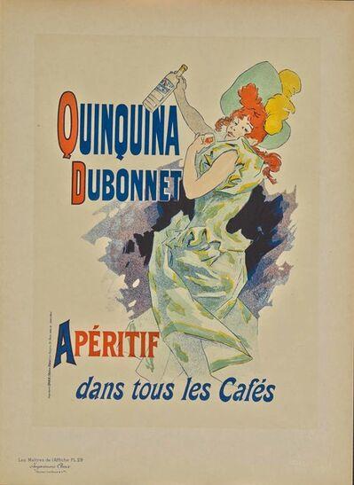 Jules Chéret, 'Quinquina Dubonnet (Plate 29)', 1896