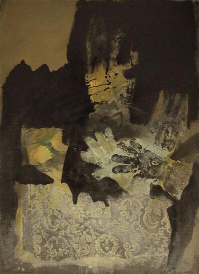 Antoni Clavé, 'Gants et nappe imprimée', 1972