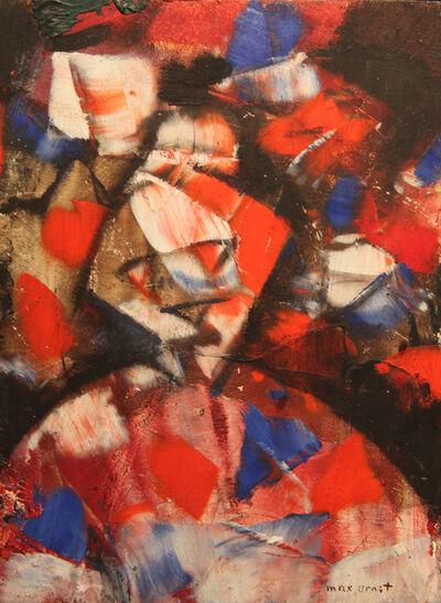 Max Ernst, 'ohne Titel (Masque)', ca. 1957