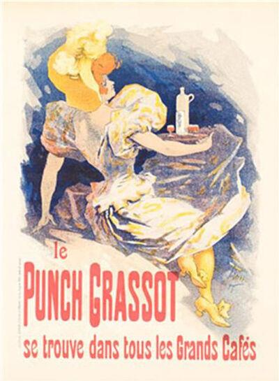 Jules Chéret, 'Punch Grassot', 1895-1900