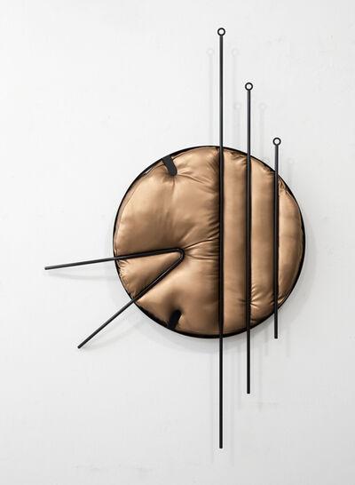 Jakob Lena Knebl, 'Wandobjekt 2', 2018