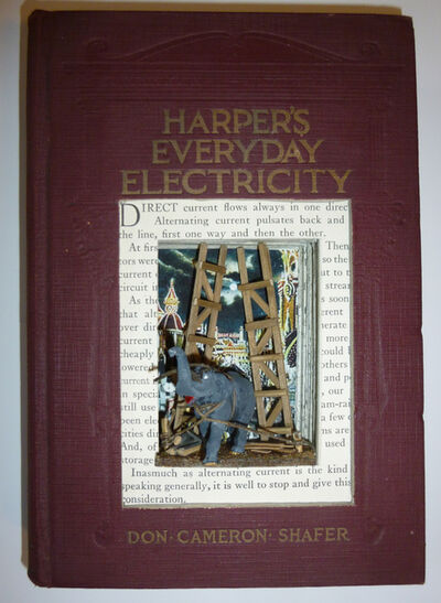laura beaumont, 'Topsy - Harper's Everyday Electricity', 2016