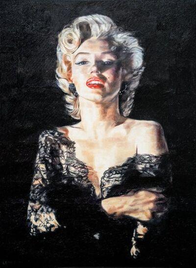 robert lemay, 'Marilyn', 2017
