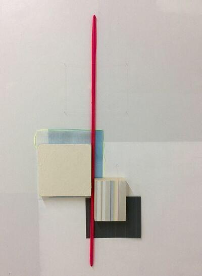 Marisabela Telleria, 'Verges (5 and 7), revisited', 2017