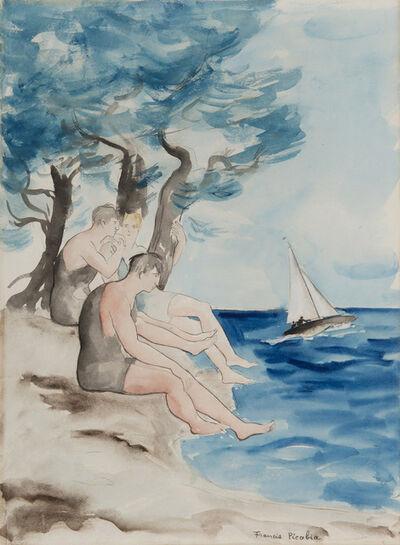 Francis Picabia, 'Les baigneurs', ca. 1925
