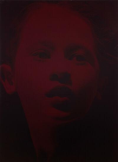 Gottfried Helnwein, 'Red Sleep 31', 2021