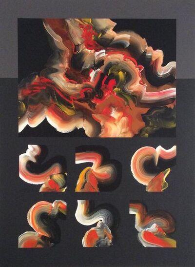 Dennis Kleidon, 'Turbulence #7', 2015