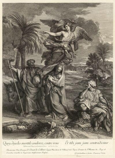 François Verdier, 'Flight into Egypt'