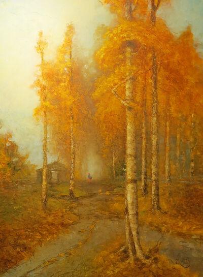 Vladimir Nasonov, 'Fall Walk'