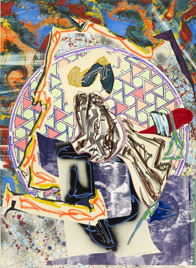 Frank Stella, 'The Great Heidelburgh Tun', 1989