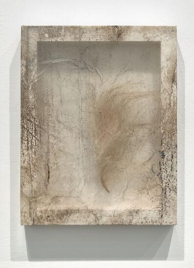 Sonya Kelliher-Combs, 'Remnant (Polar Bear Fur)', 2016