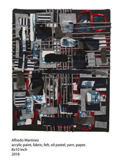 Alfredo Martinez, 'untitled ', 2018