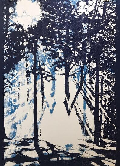 Eve Stockton, 'Woodland Vision - var. 8', 2020