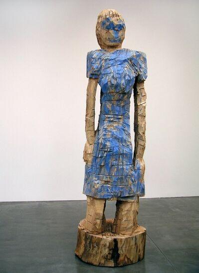Georg Baselitz, 'Mutter Der Girlande', 1996