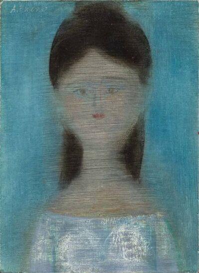 Antonio Bueno, 'Figura bruna', 1961