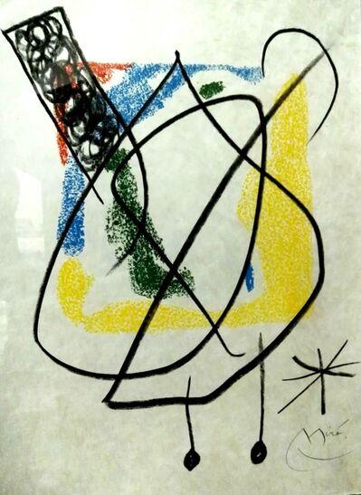 Joan Miró, 'Les Essències de la Terra', 1968