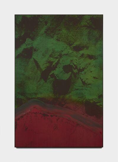 Tony de los Reyes, 'Border Theory (rio grande/umber river)', 2016