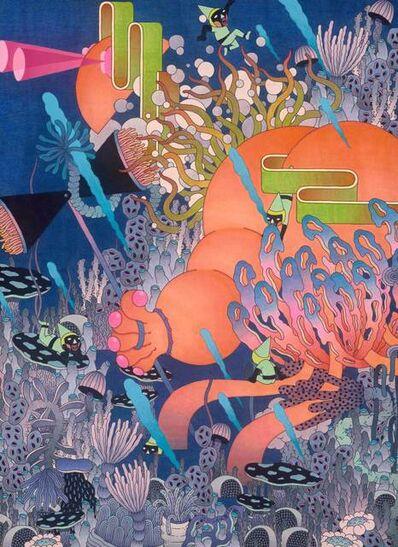 YuChing Lin & HsingYu Wei, 'Matter Garden-Mysterious S', 2020