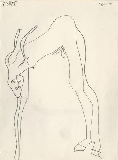 Keith Vaughan, 'Sabbat', 1975