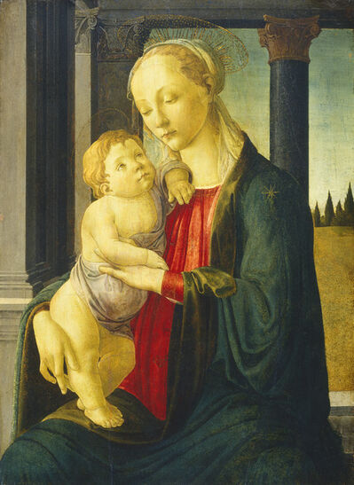 Sandro Botticelli, 'Madonna and Child', ca. 1470