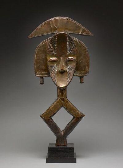 Kota Gabon, 'Reliquary figure', 19th century