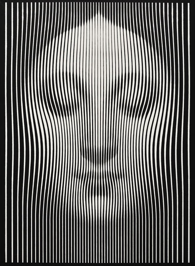Egor Ostrov, 'Madonna (after Jean Auguste Dominique Ingres)', 2017