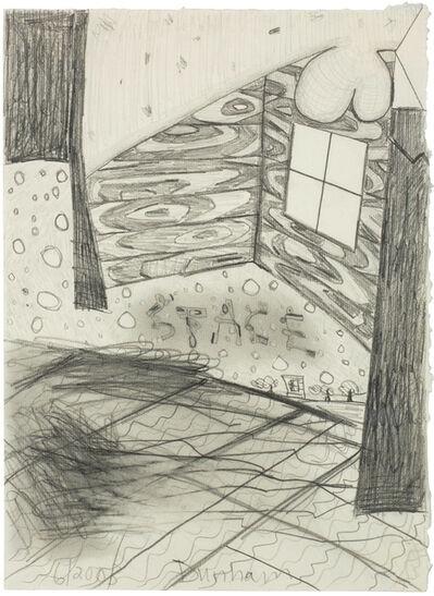 Carroll Dunham, 'Untitled (6/2003)', 2003
