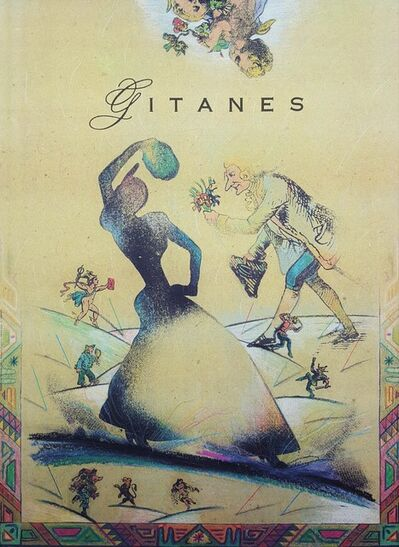Graphiti, 'Gitanes', 1991