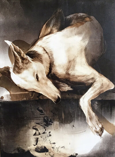 James Griffith, 'Hound - Ready for Dreams', 2019