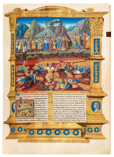 Master of the Chronique Scandaleuse, 'Vita Christi', 1506-1508