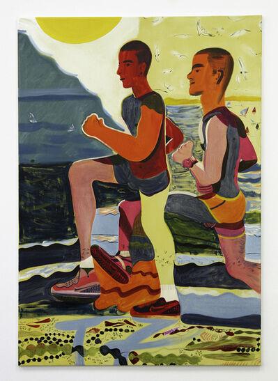 Louis Fratino, 'Malaga Cove', 2015