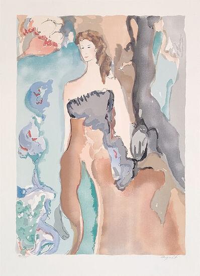 Jane Bazinet, 'LE FEMMES DU BAZINET (PLATE 4)', 1987