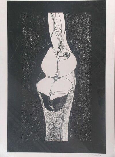 Salvador Corratgé, 'Flower', 1990