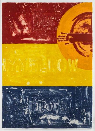 Jasper Johns, 'Periscope I', 1979