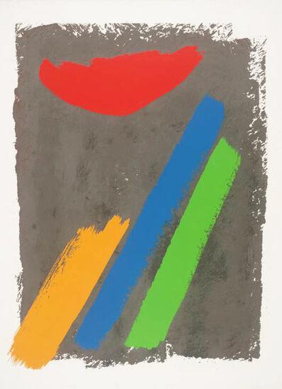 Jack Bush, 'Low Sun', 1971