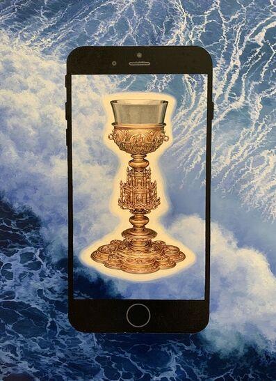 Chris Woods, 'Chalice App Rococo - Dantes', 2019