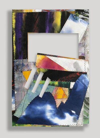 Sam Gilliam, 'Peru Collage III', 2000