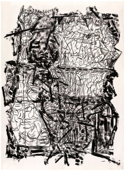 Jean-Paul Riopelle, 'Suite Teddy Bear', 1972