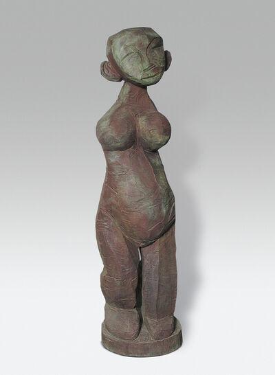 Dietrich Klinge, 'ohne Titel (Jaan)', 2002