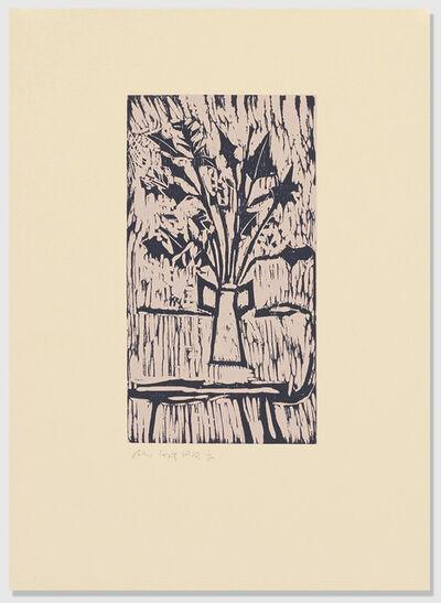 Alex Katz, 'Still Life', 2007